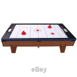 3in 1 Family Play Air Hockey Ping Pong Table Billiard Swivel Table WithAccessory