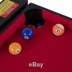 4-in1 Rotating Swivel Multi Game Table Air Hockey Billiard Table Tennis Football