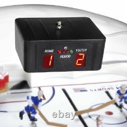 4 player Carrom Super Stick Hockey Table