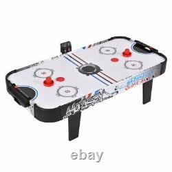 42 Air Powered Hockey Table Top Scoring 2 Pushers