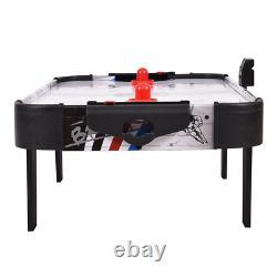 42 Air Powered Hockey Table Top Scoring 2 Pushers