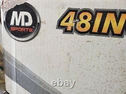 48 12 In 1 Combo Game Table, Air Hockey, Billiard Game Foosball, Basketball New