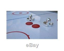 6ft Air Hockey Table Large Air Hockey with Pucks Included Indoor Family Games UK