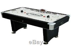 7.5' Arcade Style Air Hockey Table with Lights Sounds Music Stratosphere
