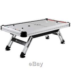 7.5 ft Electronic Air Hockey Table, Game Includes 4-pushers and 4-pucks 89 NEW