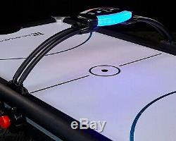 84 Air Powered Hockey Table Overhead LED Electronic Scoring