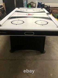 AIR HOCKEY TABLE 7' Air Powered With LED Scorer