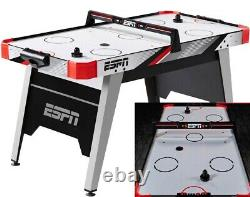Air Hockey Game Room Table Overhead Electronic LED Scorer Quick Assembly New