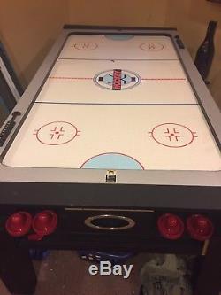 Air Hockey / Pool Table Combo Set