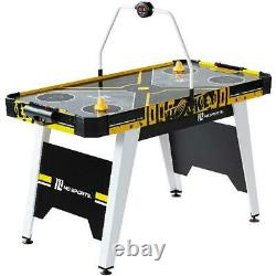 Air Hockey Table 54 Inch Overhead Electronic Scorer Game Room Family Sport Play
