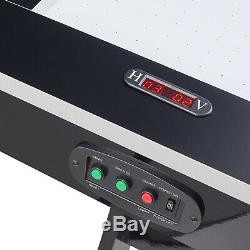 Air Hockey Table 80 Inch With High End Blower LED Electronic Automatic Scorer