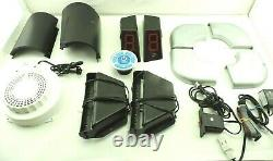 Air Hockey Table Blower Motor Fan Assembly with Electric Scoring Sensor & Display