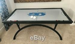 Air Hockey Table Commercial Grade, 7 ft, Olhausen Air Hockey Euro Series Slick