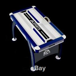 Air Hockey Table Family Game 54 Powered With LED Electronic Scorer EA Sports