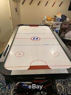 Air Hockey Table with Accessories