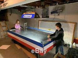 Air Hockey table Vintage, early 80's