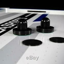 Air Powered Hockey Table 54 Inch Game Play Fun LED Electronic Scorer EA Sports