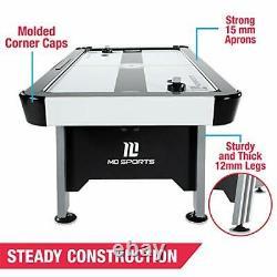 Air Powered Hockey Table Available 2 Player Set Arcade Style (84 x 42)