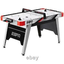 Air Powered Hockey Table LED Overhead Electronic Scorer Family Game 60