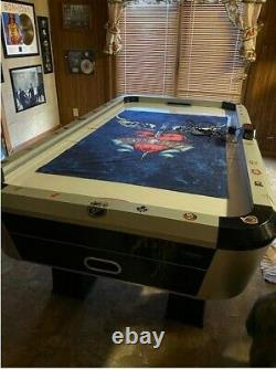 Air hockey tabel and Foosball table
