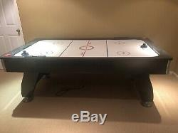 Air hockey table used