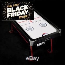 Amazing Table Top Hockey Air Tennis Player Room Game Action Fan Play For kids