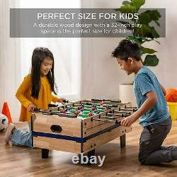 Arcade Game Table Kids Adult For Air Hockey Table Tennis Billiards And Foosball