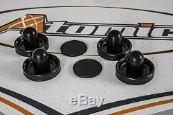 Atomic 7.5 Contour Air Powered Hockey Table with ScoreLinx Mobile App Technolog