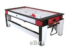 Atomic 7 Feet, 2-in-1 Flip Table Air Hockey & Billiard Table / Model G05214W