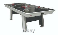Atomic Avenger 8' Hockey Table with LED Scoring and 120V Blowers