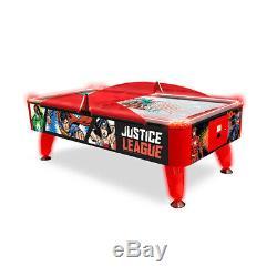 Bandai Namco Justice League Air Hockey Table