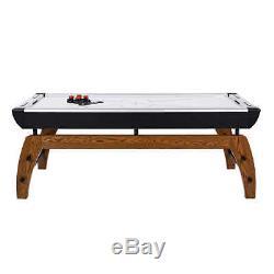 Barrington 84 Iconic Classic Air Hockey Table Family Arcade Game Room Fun @@