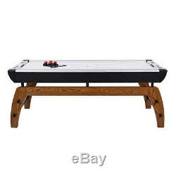 Barrington 84 in. Air Hockey Table, Dimensions (L/WithH) 84 x 44 x 32 inch