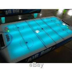 Barron Games Air Ride 2 Player Air Hockey Table