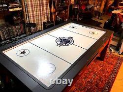 Berner Billiards 3 in 1 Convertible Pool/Air Hockey/Ping Pong Game Table