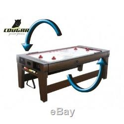 Brand New Cougar Reverso Pool And Air Hockey Table Rrp £962