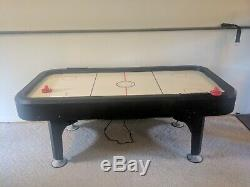 Brunswick Premier Hockey 7ft Air Hockey Table