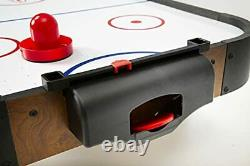 Buzz Air Hockey Table White Medium Gamesson Kids' 3