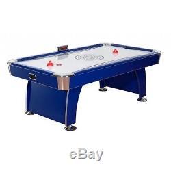 Carmelli Phantom 7.5 Ft. Air Hockey Table With Electronic Scoring NG1038H