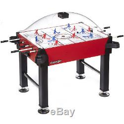 Carrom 425.00 Signature Stick Hockey Table with Legs and dome and Scoring Unit