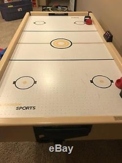 Carrom Signature Series Professional Air Hockey Table 7 ft