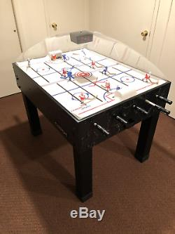 Carrom Super Stick Hockey Dome Table Indoor Game Room