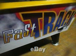 Coin Op Air Hockey Table