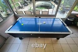 Dynamo 8' Air Hockey Table Pro Style Home Non-coin operated