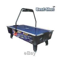 Dynamo Best Shot Air Hockey Game Table Coin Op