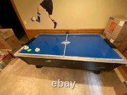 Dynamo Blue Air Hockey Table