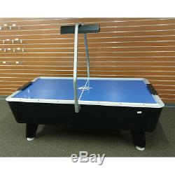 Dynamo Pro Style 7' Air Hockey Table with Overhead Light Show Room Model
