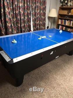 Dynamo Pro Style 8 ft Air Hockey Table