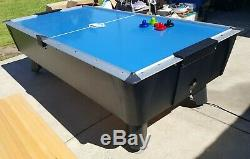 Dynamo Pro Style Air Hockey Table 8' Air Hockey Table