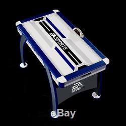 EA Sports 54 Inch Air Powered Hockey Table With LED Electronic Scorer Kids Toy